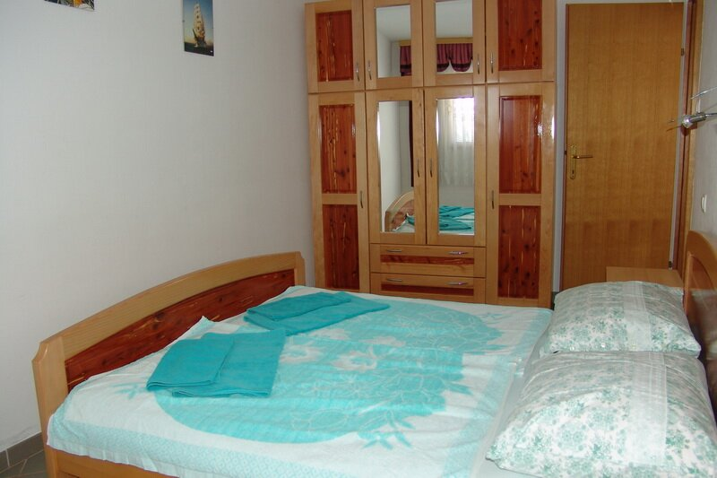 Schlafzimmer im App.3