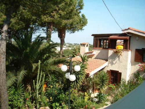 Ansicht der Villa Butry