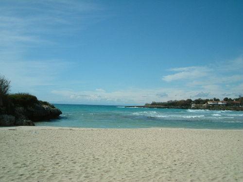 Strand in Pulsano