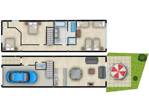 Zusatzbild Nr. 10 von Jonckershof - Duplex Ferienwohnung