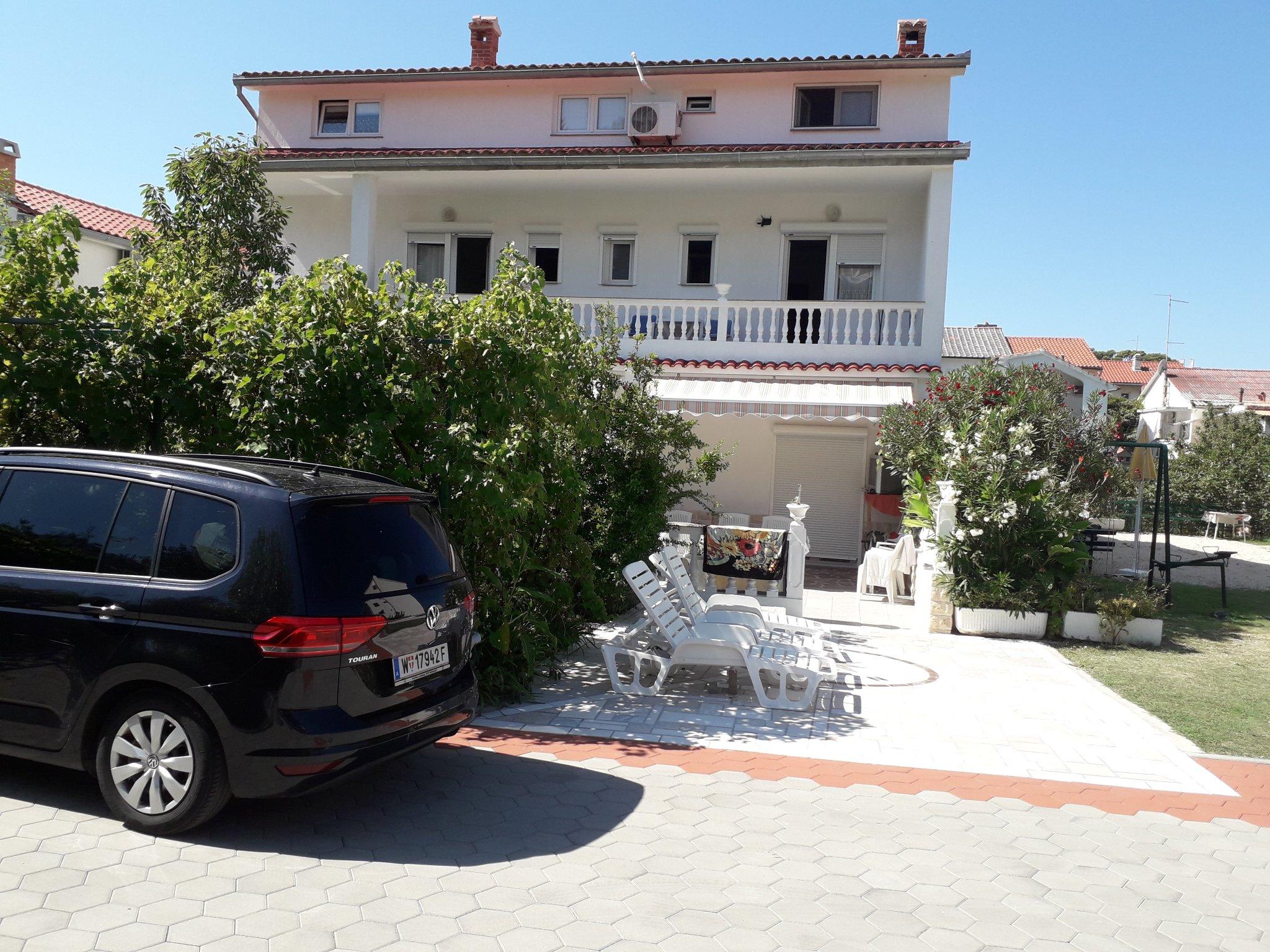 Ferienhaus mit zwei Wohnungen