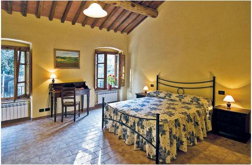 Schlafzimmer der Ferienwohnung GUIDO