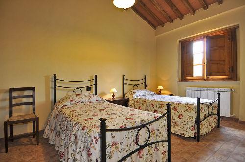 Schlafzimmer 2 der Ferienwohnung GUIDO