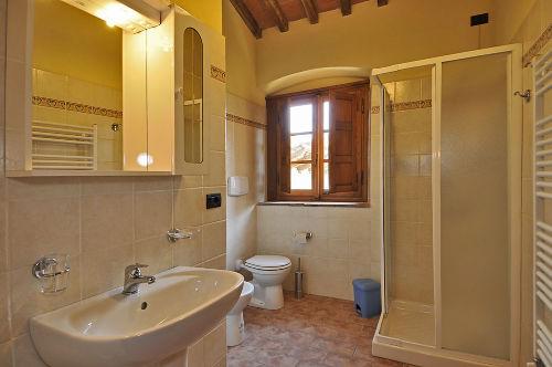 Badezimmer der Ferienwohnung GUIDO