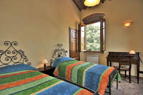 Schlafzimmer 2 der Ferienwohnung ROSINA