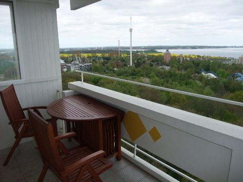 Alle Fewos mit Balkon+zT mit Meerblick