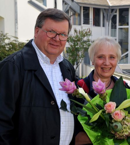 Gertrud und Herbert Klug