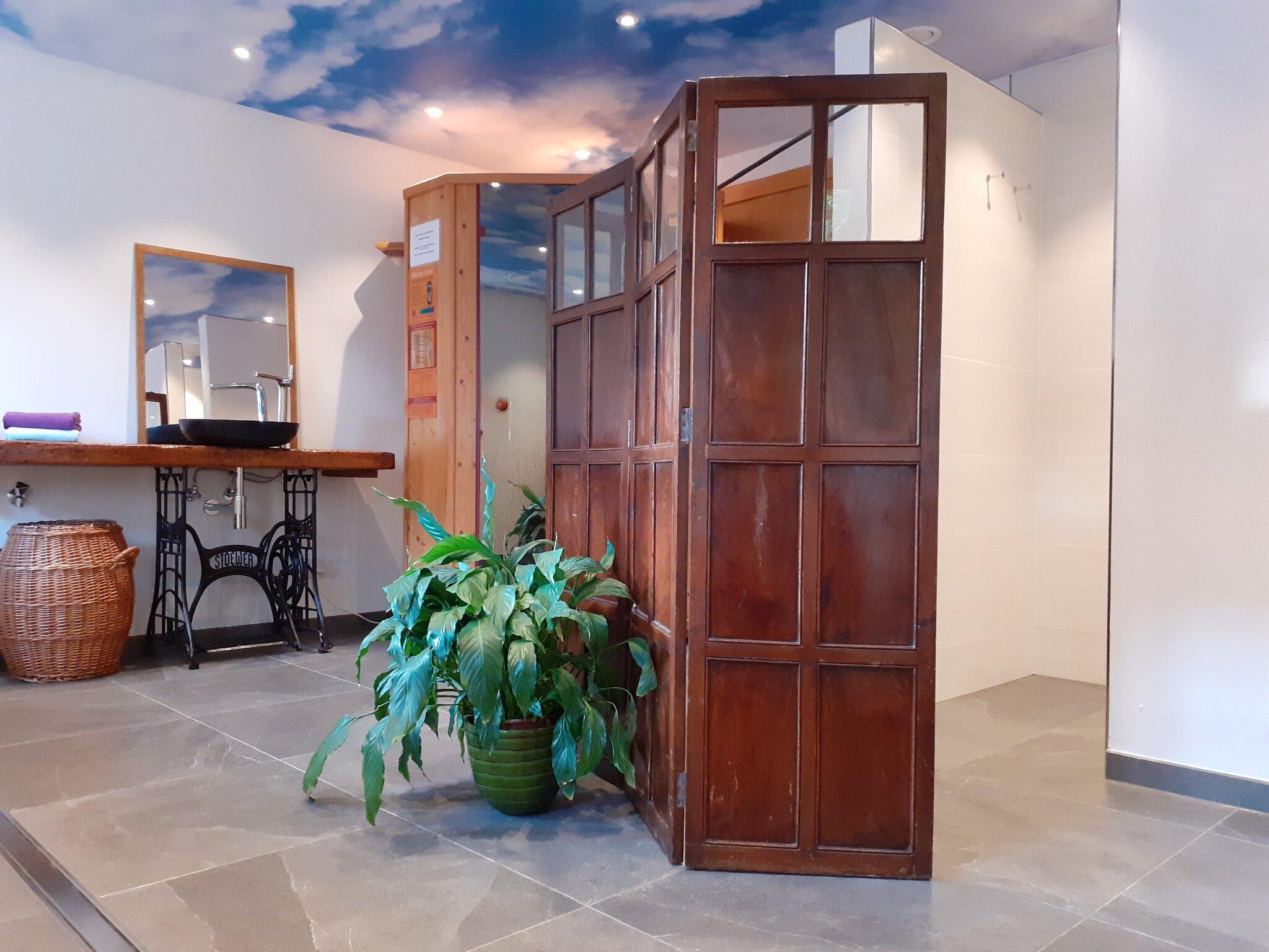 Couch im Schlafzimmer