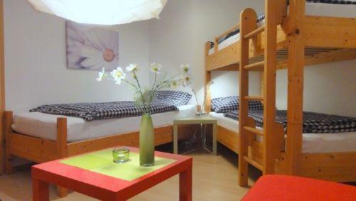 kleineres Schlaf-/Kinderzimmer