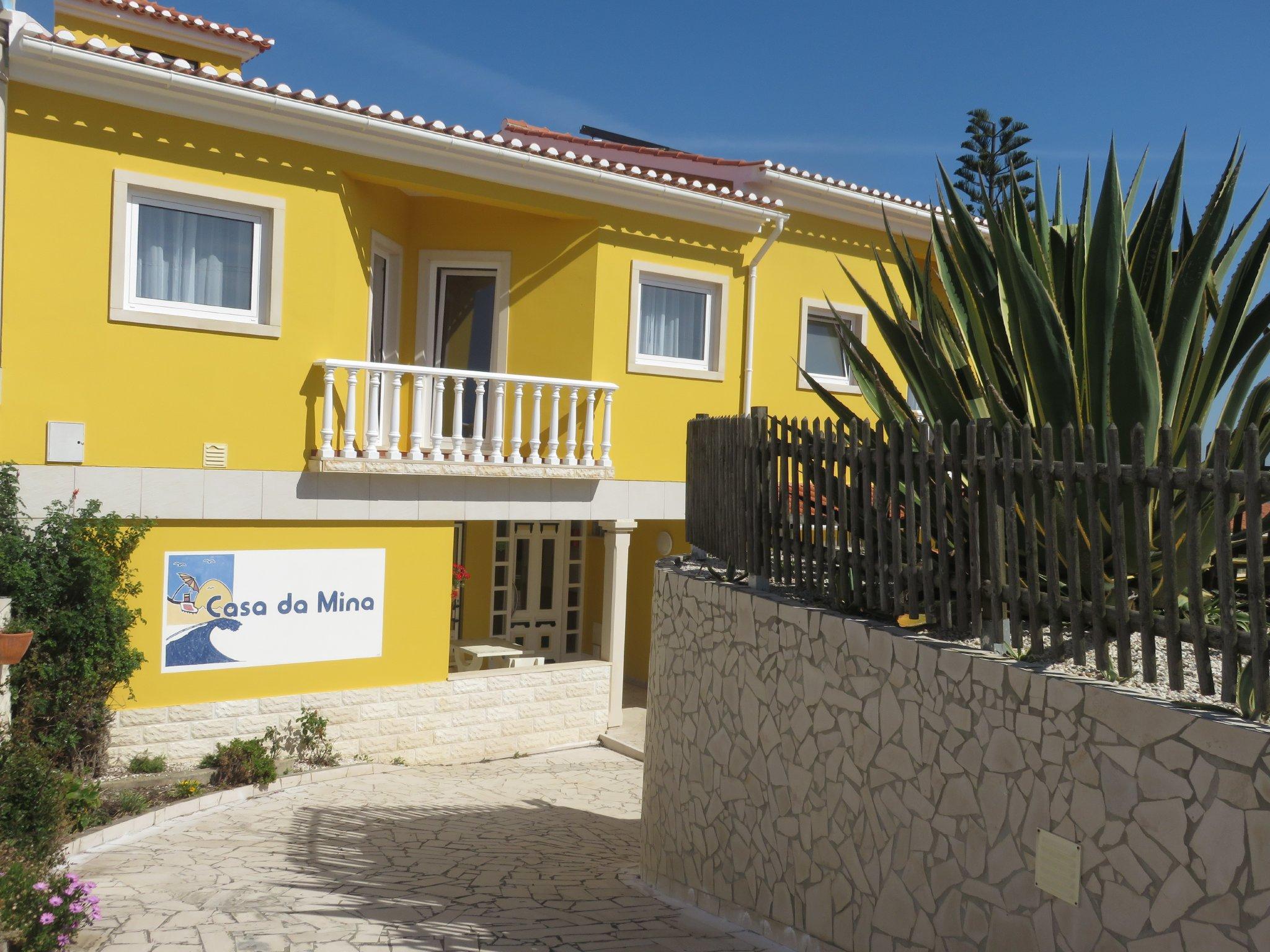 Willkommen in der Casa da Mina
