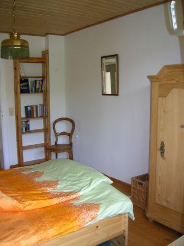 FeWo 1 kleines Doppelzimmer mit Balkon