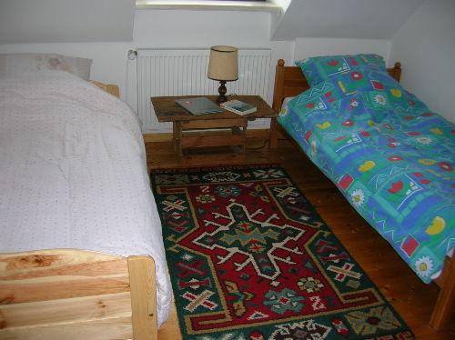 Einzelbett Zimmer in FeWo 2
