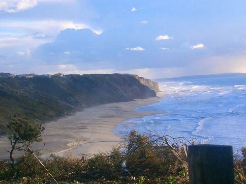 Die Silberküste-unendliche Weite