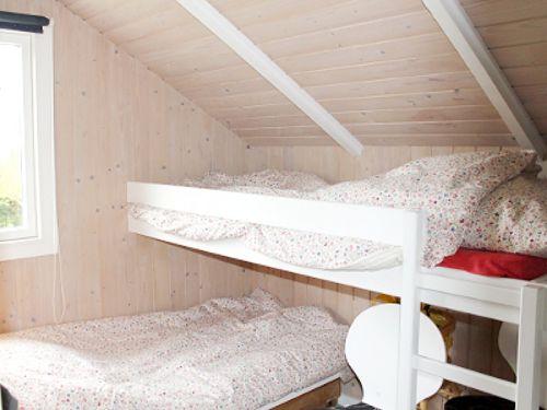 Schlafzimmer Anjas Hus