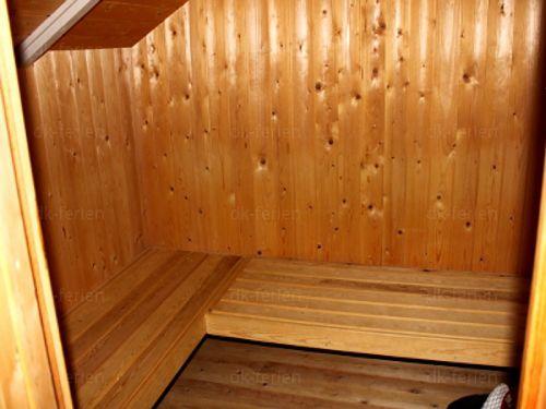 Sauna im Anjas Hus