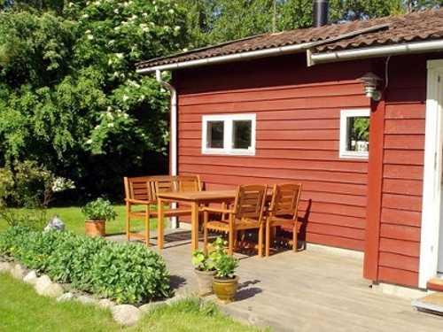 Terrasse vom Mortens Hus