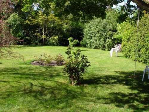Garten vom Mortens Hus