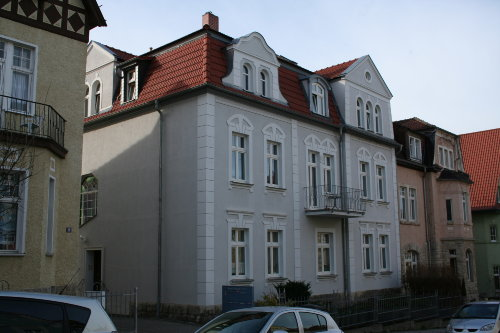Villa im historischen Grnderzeitviertel