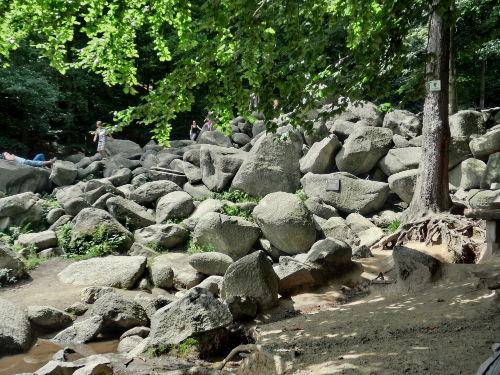 Das Felsenmeer - für Kinder ein Paradies