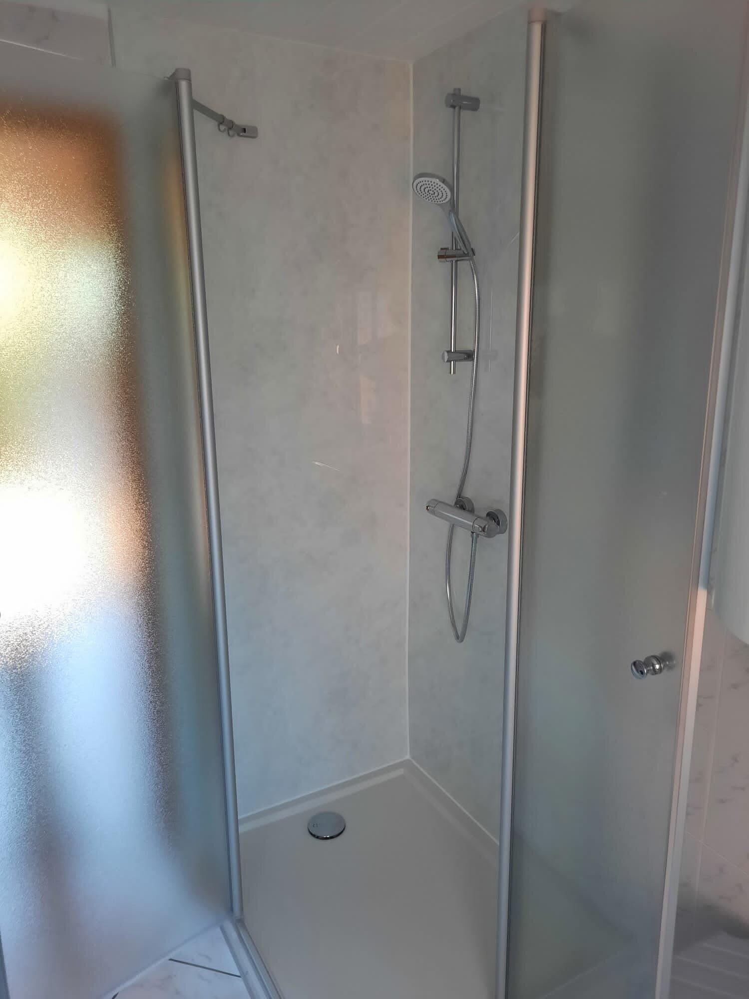 Treppenaufgang zum Schlafboden