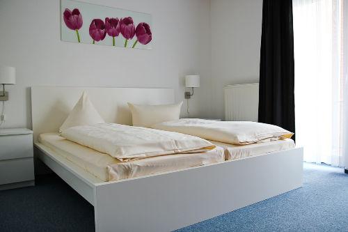 2-Raum-App. Fischadler (401) - Schlafen
