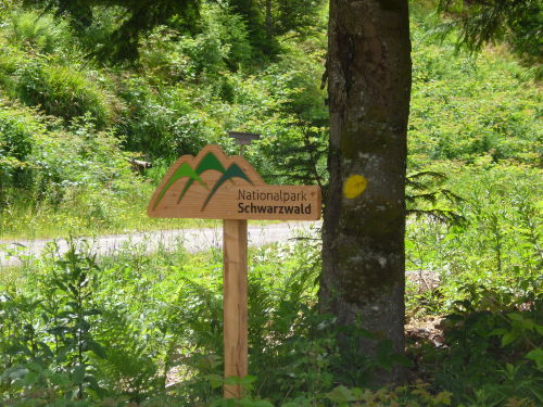 Unmittelbar am Nationalpark