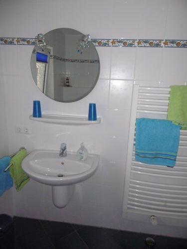 Duschbad/ Waschbecken