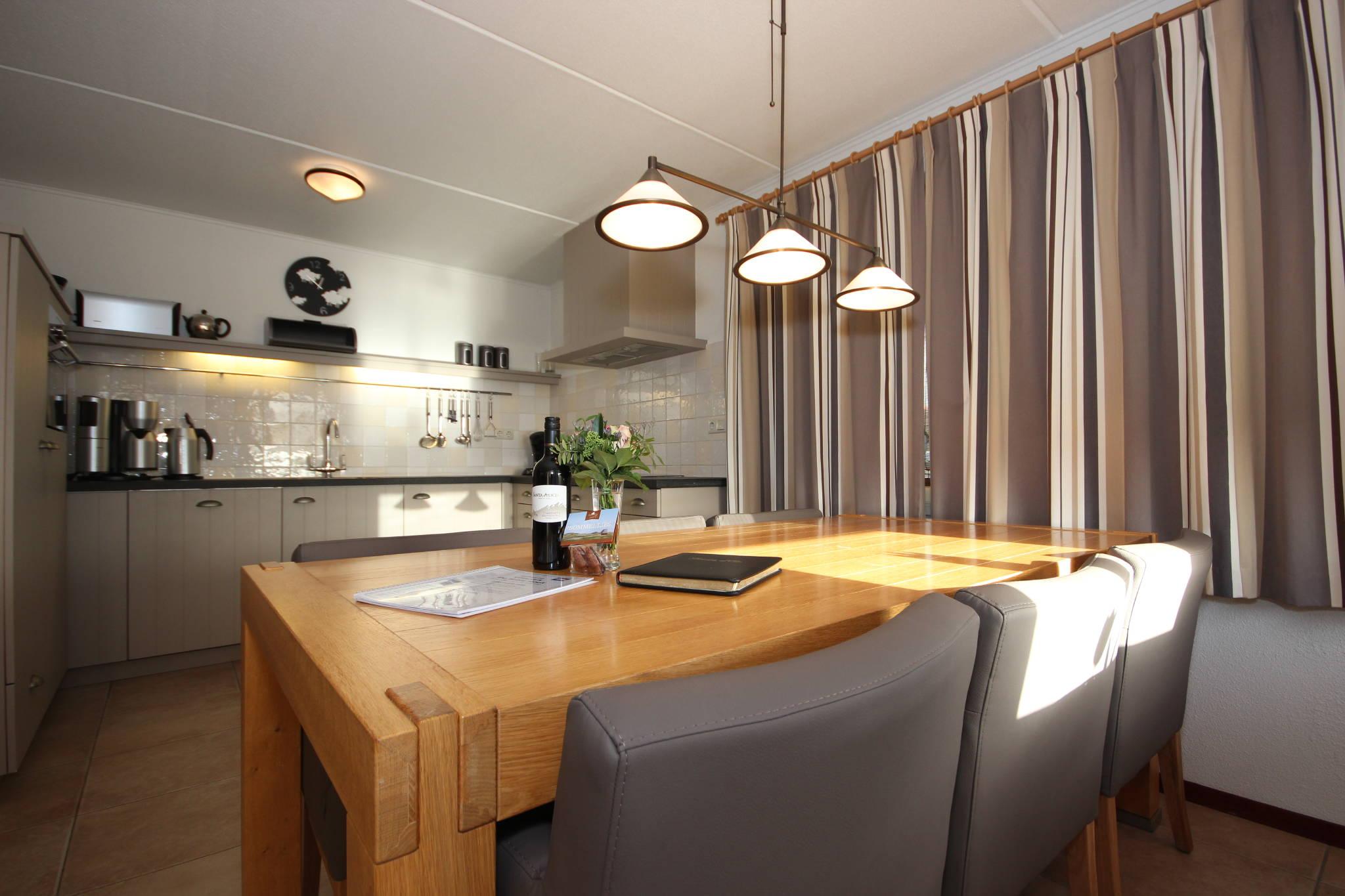 Küche Villa De Witte Hoek