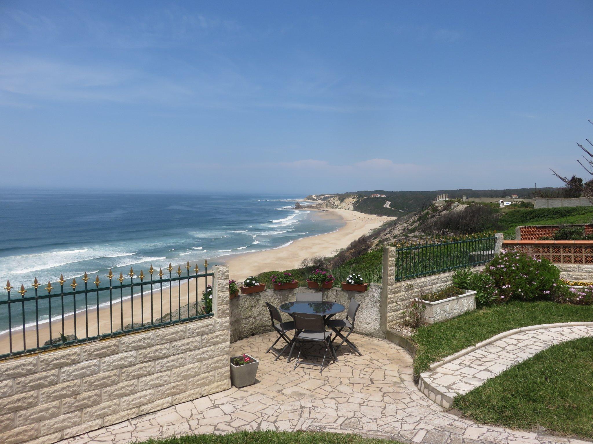 Die Pool-Landschaft d.Casa da Mina