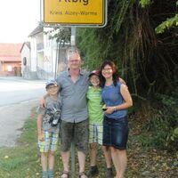 Vermieter: Ihre Vermieter, Familie Albig