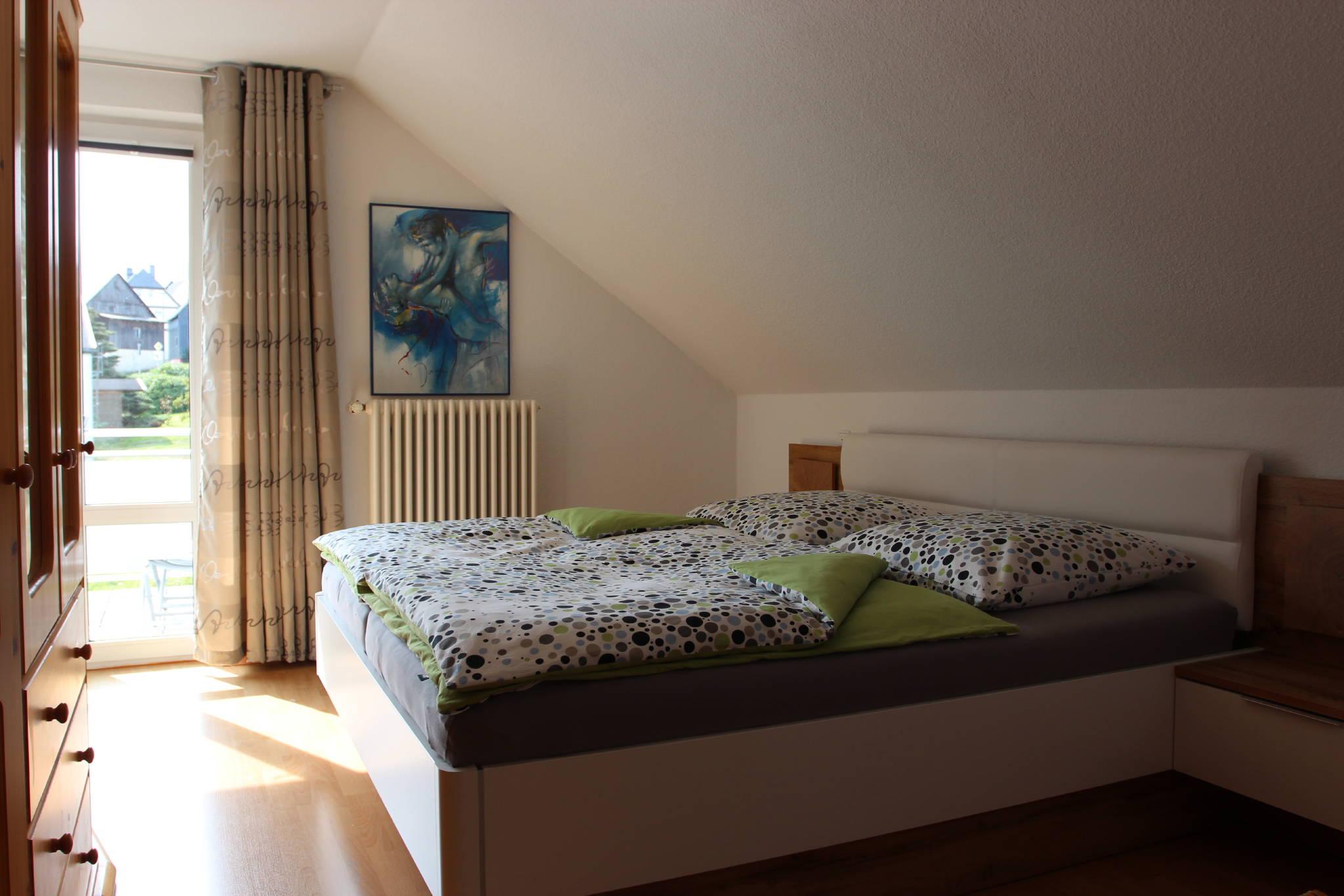 Schlafzimmer 1 15,5m²