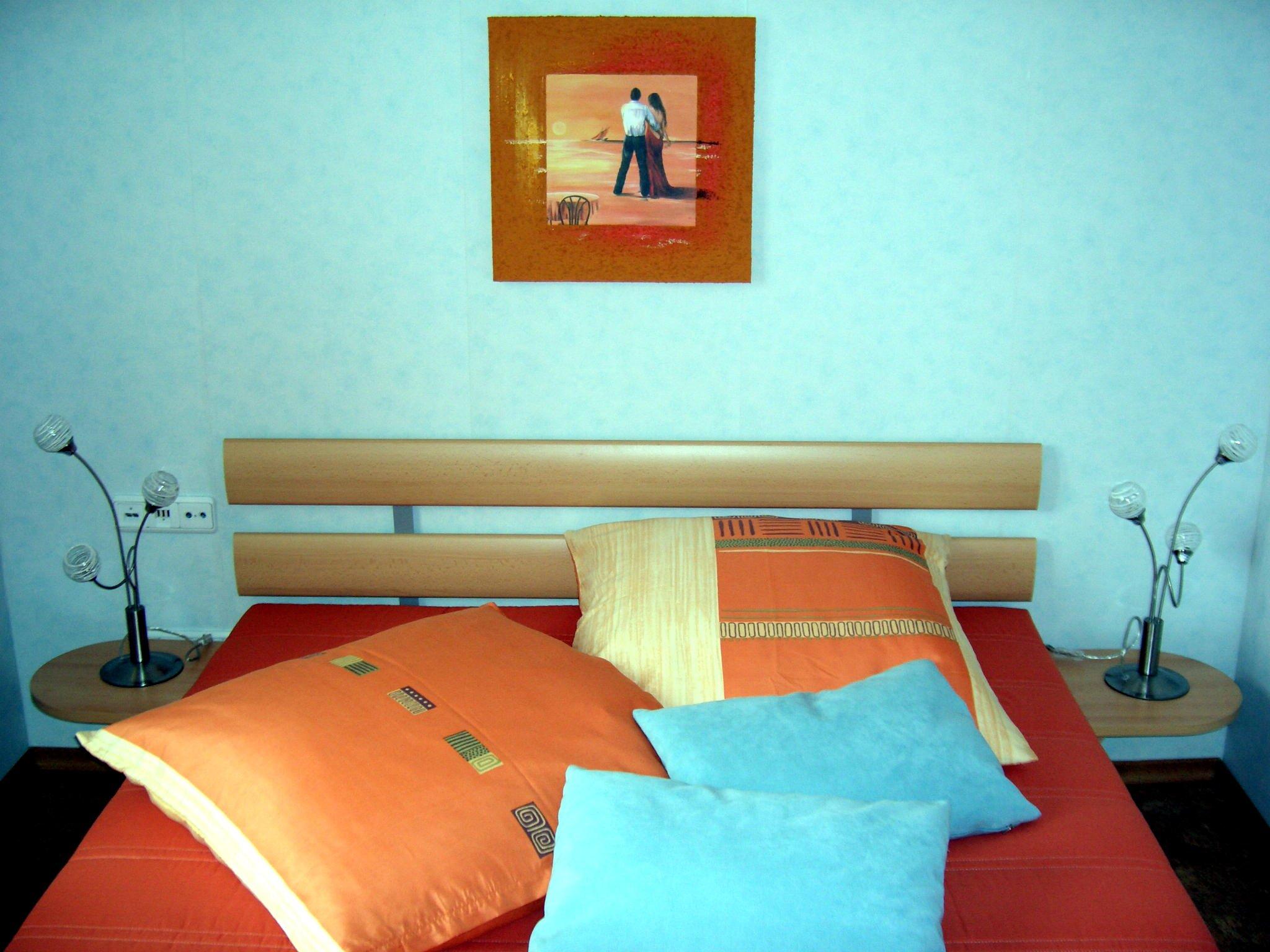 Schlafzimmer 2 ( 12 m² )