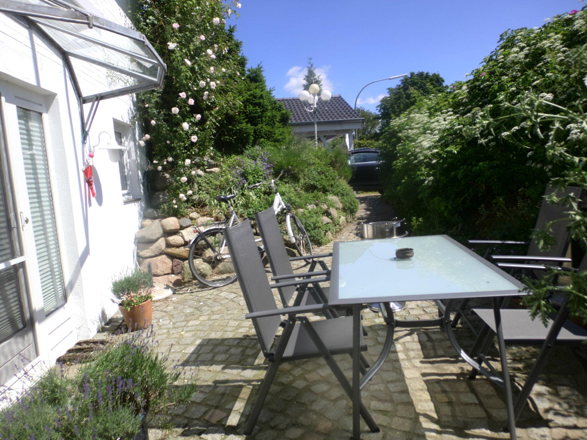 Kurstrand mit Strandhotel