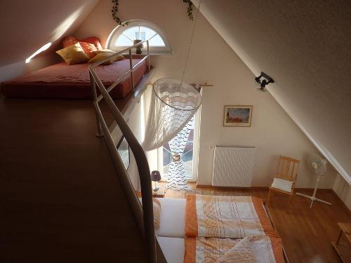 Schlafzimmer 2 / Vide