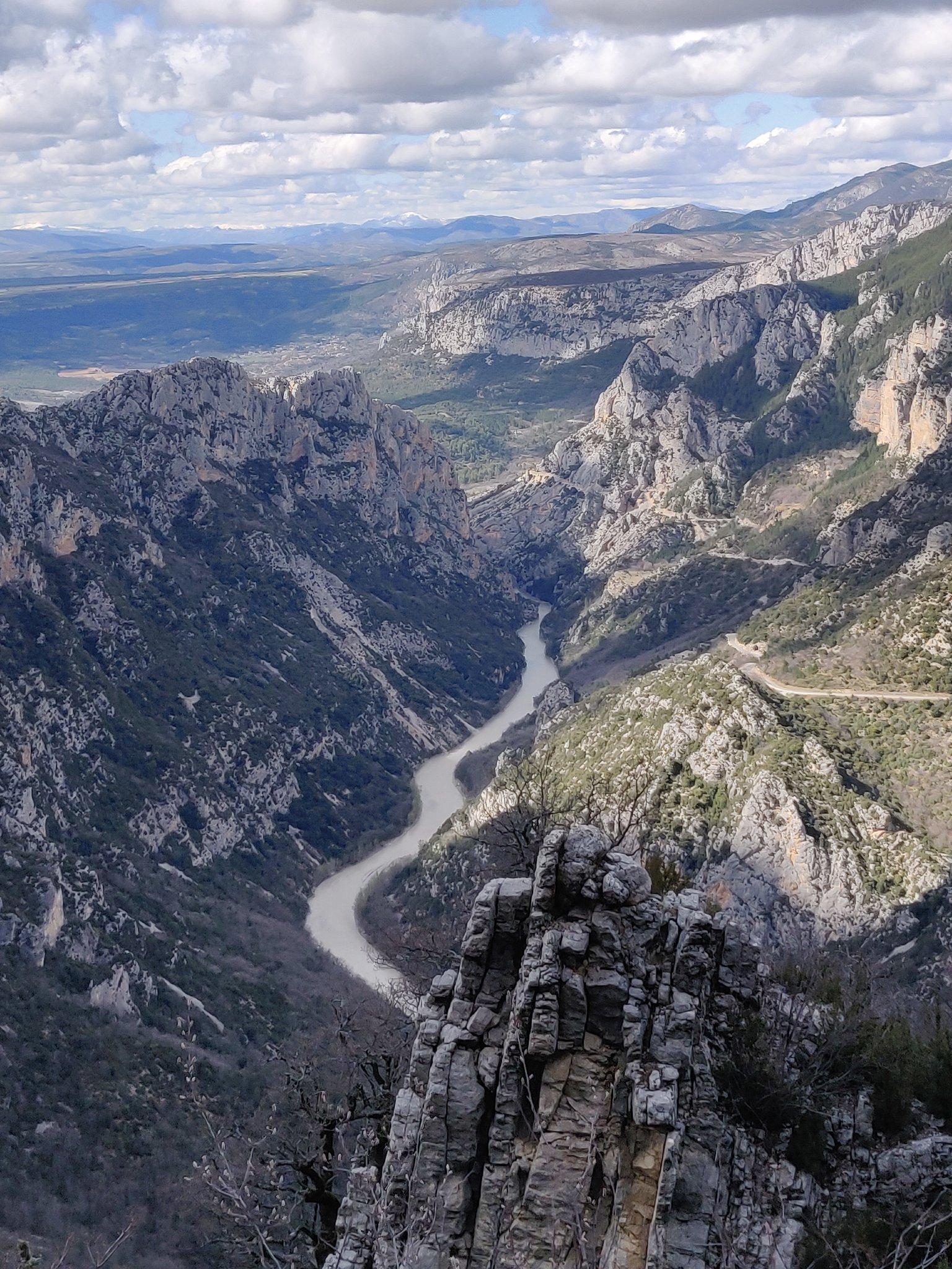 Ausflugs-nah: Europas wilder Canyon