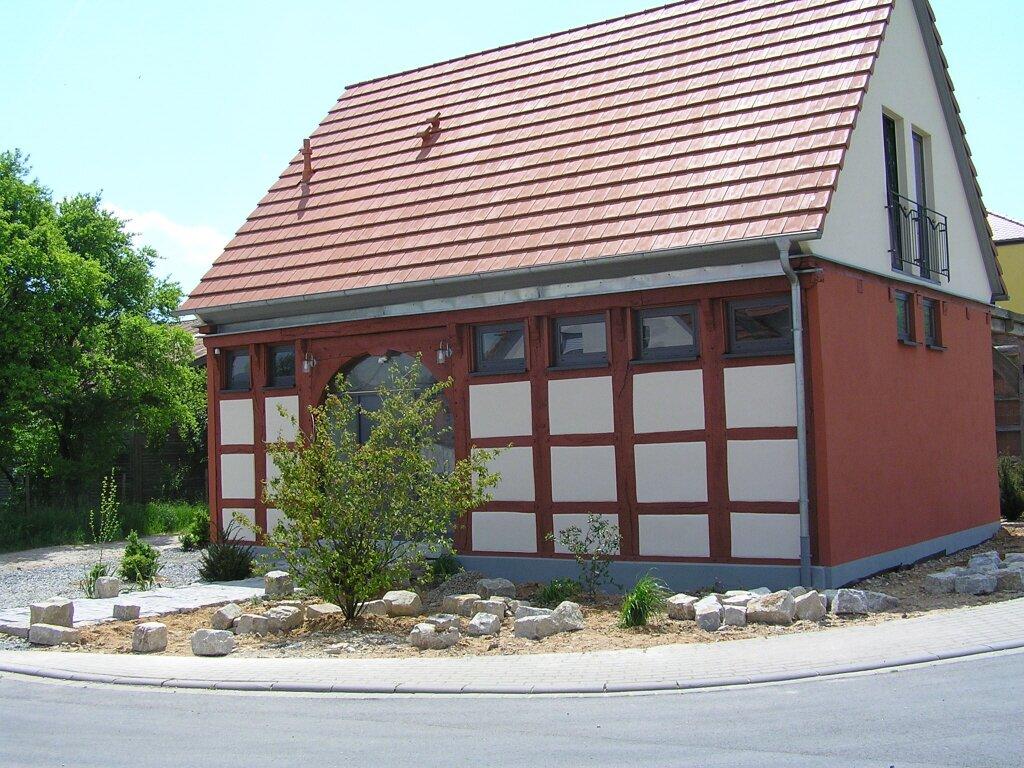 Küche Dachgeschoßwohnung
