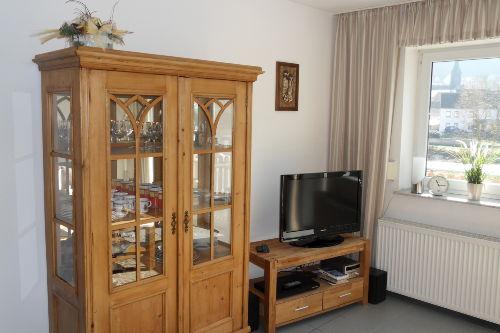 Wohnbereich mit Flachbild TV