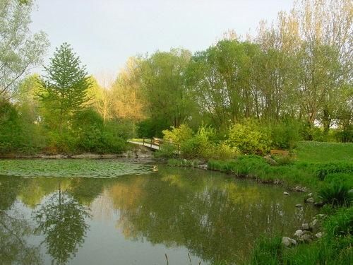 Bad Birnbach Parkanlage