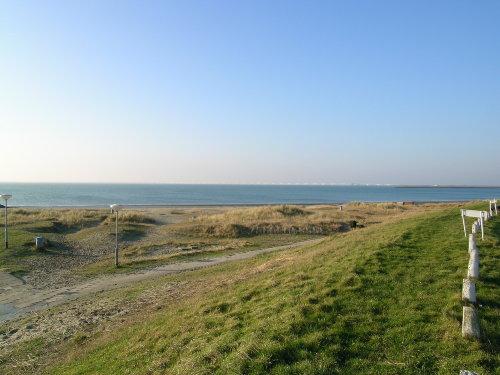 Landschaft am Grevelingen Meer