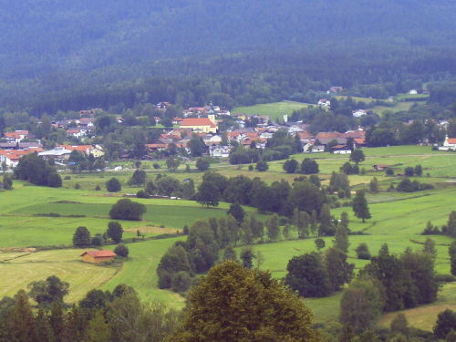 Arnbruck im Zellertal-Wir freuen uns :-)