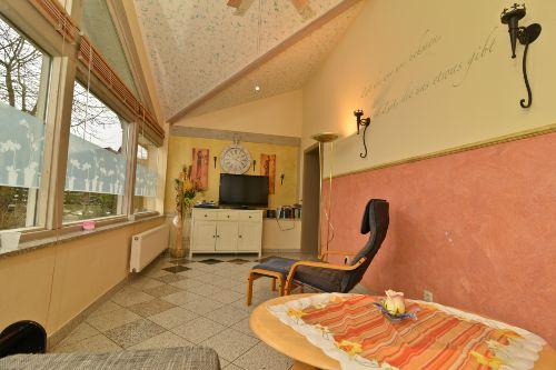 Das gemütliche Wohnzimmer zum relaxen