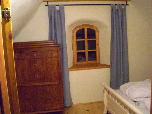 Schlafzimmer Westgiebel im Dachgeschoß