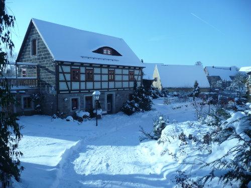 Auch der Winter ist schön !