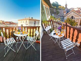 Über den Dächern von Nizza XI in Nizza - Frankreich - kleines Detailbild