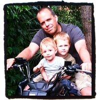 Vermieter: meine 2 Söhne wurden in Nizza gebohren