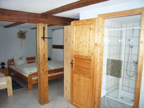 Wohnung 1- Schlaf-und Badbereich