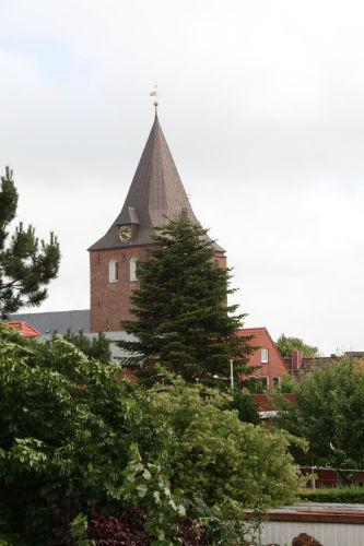 Blick auf St. Christian