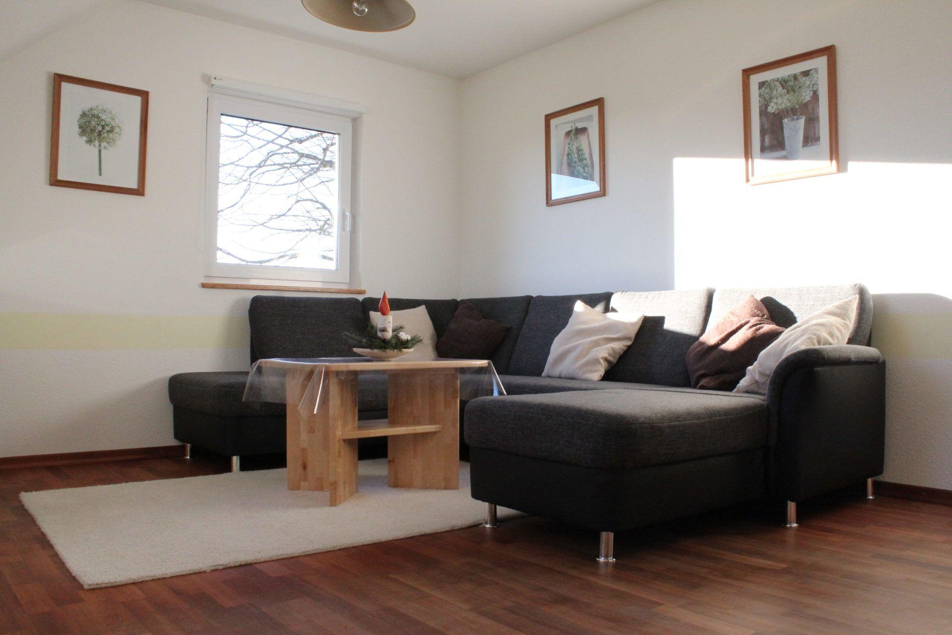 heller sch�ner Wohnraum zum entspannen