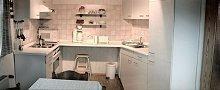 Küche ,sehr guter Ausstattung u. Eßecke