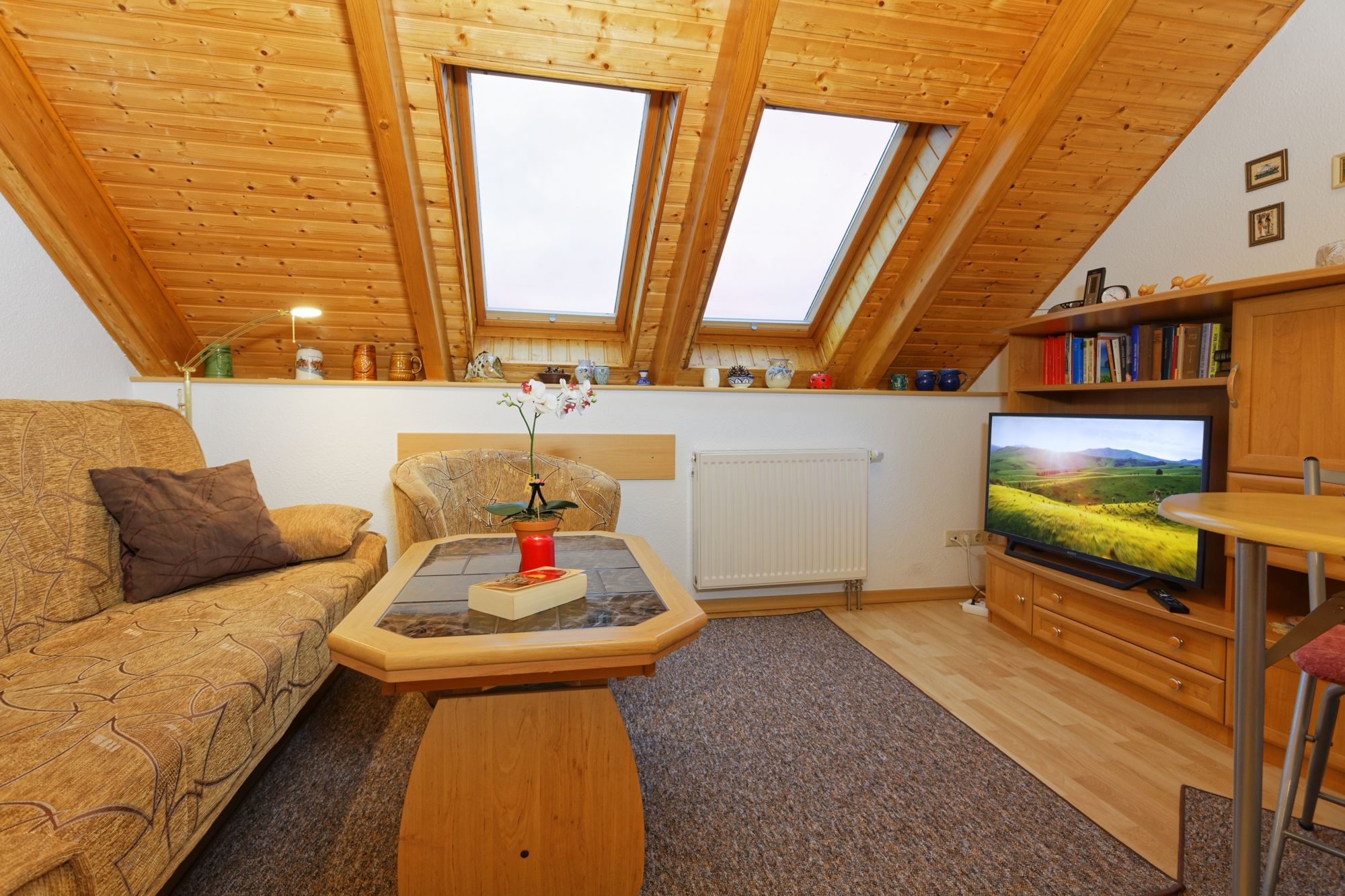 Wohnzimmer Fewo II